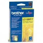 Brother oryginalny wkład atramentowy / tusz LC-1100HYY. yellow. 750s. high capacity. Brother DCP-6690CW. MFC-6490CW LC1100HYY