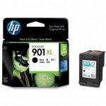 HP oryginalny wkład atramentowy / tusz CC654AE#UUS. No.901XL. black. 700s. 14ml. HP OfficeJet J4580 CC654AE#UUQ