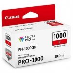 Canon oryginalny ink 0554C001, red, 5355s, 80ml, PFI-1000R, Canon imagePROGRAF PRO-1000 0554C001