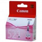 Canon oryginalny wkład atramentowy / tusz CLI521M. magenta. 470s. 9ml. 2935B001. Canon iP3600. iP4600. MP620. MP630. MP980 2935B001