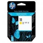 HP oryginalna głowica drukująca C4813A. No.11. yellow. 24000s. HP Business Inkjet 2xxx. DesignJet 100 C4813A