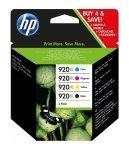 HP Tusz 920XL CMYK Ink Cartridge Combo Pack