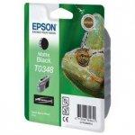 Epson oryginalny wkład atramentowy / tusz C13T034840. matte black. 440s. 17ml. Epson Stylus Photo 2100 C13T03484010
