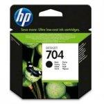 HP oryginalny wkład atramentowy / tusz CN692AE. No.704. czarna. 480s. 6mlml. HP Deskjet 2060 CN692AE