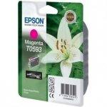 Epson oryginalny wkład atramentowy / tusz C13T059340. magenta. 13ml. Epson Stylus Photo R2400 C13T05934010