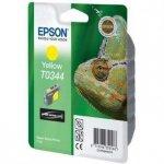 Epson oryginalny wkład atramentowy / tusz C13T034440. yellow. 440s. 17ml. Epson Stylus Photo 2100