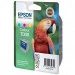 Epson oryginalny wkład atramentowy / tusz C13T008401. color. 220s. 46ml. Epson Stylus Photo 870. 875DC. 890. 895. 780. 790 C13T00840110