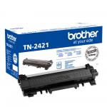 Brother oryginalny toner TN2421, black, 3000s, Brother DCP-L2532DW, DCP-L2552DN, HL-L2312D, HL-L2352DW TN2421