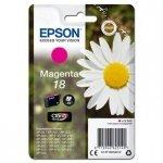 Epson oryginalny wkład atramentowy / tusz C13T18034012. T180340. magenta. 3.3ml. Epson Expression Home XP-102. XP-402. XP-405. XP-302 C13T18034012