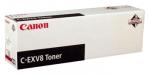 Canon oryginalny toner CEXV8. magenta. 25000s. 7627A002. Canon iR-C. CLC-3200. 2620N 7627A002