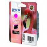 Epson oryginalny wkład atramentowy / tusz C13T08734010. magenta. 11.4ml. Epson Stylus Photo R1900 C13T08734010