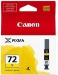 Canon oryginalny wkład atramentowy / tusz PGI72Y. yellow. 14ml. 6406B001. Canon Pixma PRO-10 6406B001