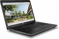 HP Notebook ZBook 17 G4 i7-7820HQ 17 32GB/512 PC