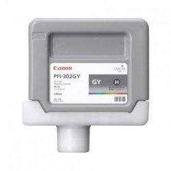 Canon oryginalny wkład atramentowy / tusz PFI302GY. grey. 330ml. 2217B001. ploter iPF-8100. 9100 2217B001AA