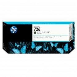 HP oryginalny wkład atramentowy / tusz CH575A. No.726. matte black. 300ml. HP HP DesignJet T1200
