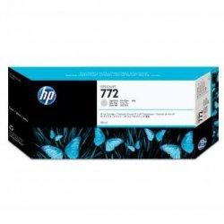 HP oryginalny wkład atramentowy / tusz CN634A, light grey, 300ml, HP
