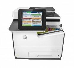 HP Urządzenie wielofunkcyjne PageWide Enterprise MPF 586f