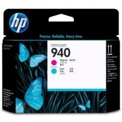 HP oryginalna głowica drukująca C4901A. No.940. cyan/magenta. HP Officejet C4901A