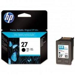 HP oryginalny wkład atramentowy / tusz C8727AE. No.27. black. 10ml. HP DeskJet 3420. 3325. 3520. 3550. 3650