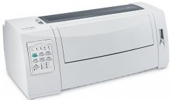 Lexmark Drukarka 2580+ Forms Matrix Printer