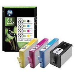 HP oryginalny wkład atramentowy / tusz C2N92AE#301. CMYK. No.920XL. blistr. HP C2N92AE#301