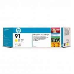 HP oryginalny wkład atramentowy / tusz C9469A. No.91. yellow. 775ml. HP Designjet Z6100 C9469A