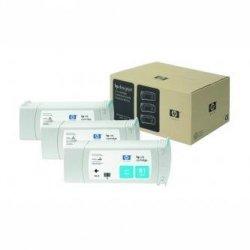 HP oryginalny wkład atramentowy / tusz C5067A. No.81. cyan. 3x680ml. 3szt. HP DesignJet 5000. PS. UV. 5500. PS C5067A