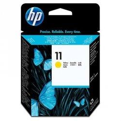 HP oryginalna głowica drukująca C4813A. No.11. yellow. 24000s. HP Business Inkjet 2xxx. DesignJet 100