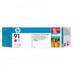 HP oryginalny wkład atramentowy / tusz C9484A. No.91. magenta. 775ml. 3szt. HP Designjet Z6100. Designjet Z6100ps C9484A