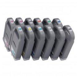 Canon oryginalny wkład atramentowy / tusz PFI701BL. blue. 700ml. 0908B001. ploter iPF-8X00. 9X00 0908B005