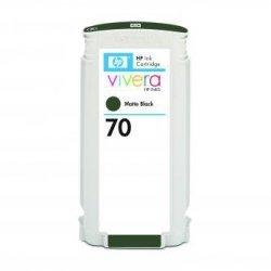HP oryginalny wkład atramentowy / tusz C9448A. No.70. matte black. 130ml. HP DesignJet Z3100. Z2100 C9448A