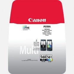 Canon oryginalny ink PG560/CL561 multipack, black/color, 3713C006, Canon Pixma TS5350 3713C006