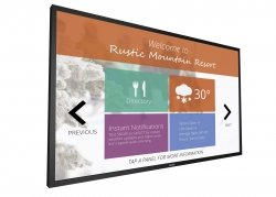 65''  65BDL3051T Touch Public Display
