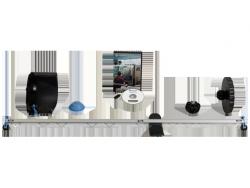 Dodatkowy podajnik na trzecią rolę papieru dla ploterów HP Designjet T7100/T7200 1067mm