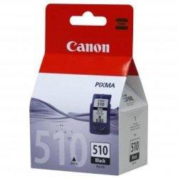 Canon oryginalny wkład atramentowy / tusz PG510BK. black. 220s. 9ml. 2970B001. Canon MP240. 260. 270. 480 2970B001