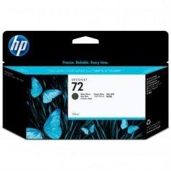 HP oryginalny wkład atramentowy / tusz C9403A. No.72. matte black. 130ml. HP Designjet T1100
