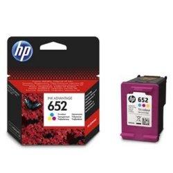 HP oryginalny wkład atramentowy / tusz blistr. F6V24AE#302. No.652. color. 200s. HP Deskjet IA 4535. 4675. 1115. 2135. 3635. 3835 F6V24AE#302