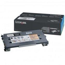 Lexmark oryginalny toner C500H2KG. black. 5000s. return. Lexmark C500. X500 C500H2KG