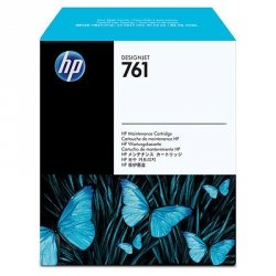 HP 761 Maintenance Cartridge. oryginalna kaseta czyszcząca CH649A do plotera Designjet T7100/T7200 CH649A