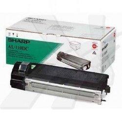 Sharp oryginalny toner AL-110DC. black. 4000s. Sharp AL-1217. 1255. 1457. 1555