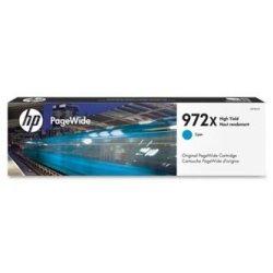 HP oryginalny wkład atramentowy / tusz L0R09A. No.981X. cyan. high capacity. HP PageWide MFP E58650. 556. Flow 586 L0R09A