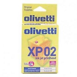 Olivetti oryginalna głowica drukująca B0218. color. 460s. Olivetti ArtJet 20. 22. Studio Jet 300. XP02
