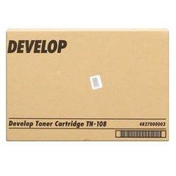 Develop oryginalny toner 4827000003. black. 16000s. TN-108. Develop D15F