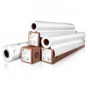 Papier do plotera HP 1067/30.5m/Universal Heavyweight Coated Paper. 1067mmx30.5m. 42. Q1414B. 131 g/m2. uniwersalny papier. powlekany. biały. do dr Q1414B