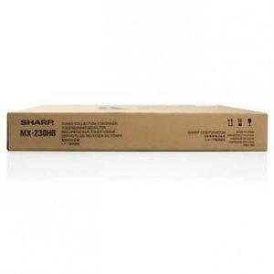 Sharp oryginalny pojemnik na zużyty toner MX-230HB. 50000s. MX-2010U. 2310U. 2610N. 3110 MX-230HB