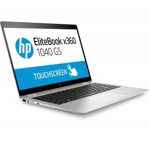 HP Notebook x360 1040G5 i7-8550U 16GBW10p64 3yw 5DF80EA#AKD