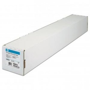 Papier do plotera HP 914/45.7/Bright White Inkjet Paper. 914mmx45.7m. 36. C6036A. 90 g/m2. papier. biały. do drukarek atramentowych. rolka C6036A