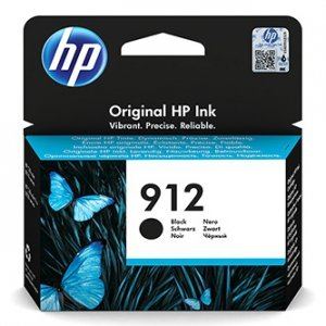 HP oryginalny ink 3YL80AE, HP 912, black, 300s, high capacity, HP Officejet 8012, 8013, 8014, 8015 Officejet Pro 802 3YL80AE