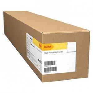 Papier do plotera Kodak 1270/30.5m/Rapid Dry Photographic Glossy Paper. 1270mmx30.5m. 50. 222733-00B. 190 g/m2. papier. biały. do drukarek atrament 222733-00B