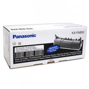 Panasonic oryginalny toner KX-FA85X. black. 5000s. Panasonic KX-FL813. 833. 853. 803. EX KX-FA85X